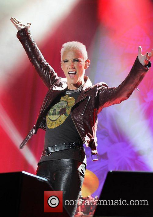 Marie Fredriksson, Roxette and Manchester Evening News Arena 2