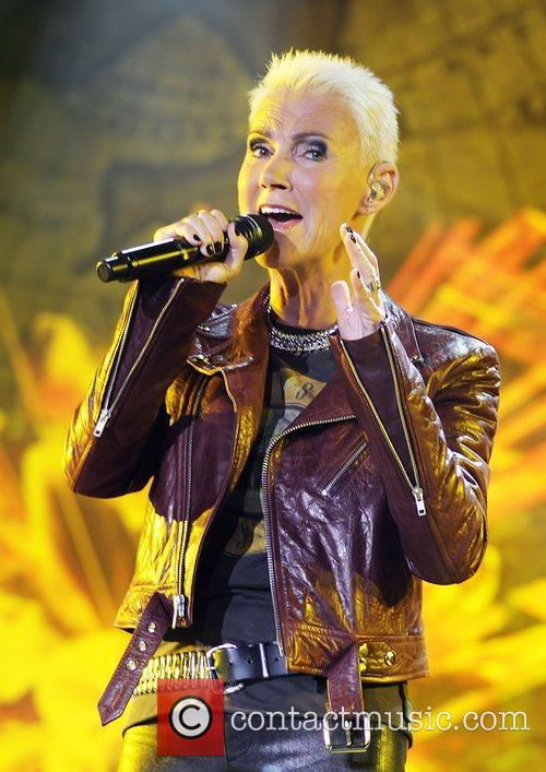 Marie Fredriksson, Roxette and Manchester Evening News Arena 3