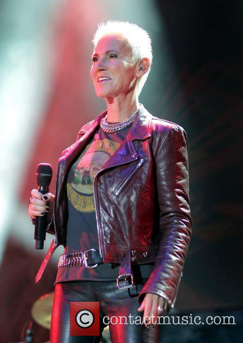 Marie Fredriksson, Roxette and Manchester Evening News Arena 4