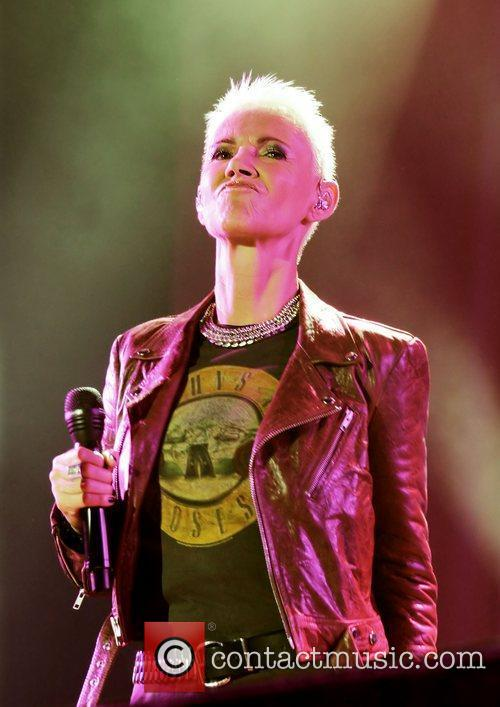 Marie Fredriksson, Roxette and Manchester Evening News Arena 5
