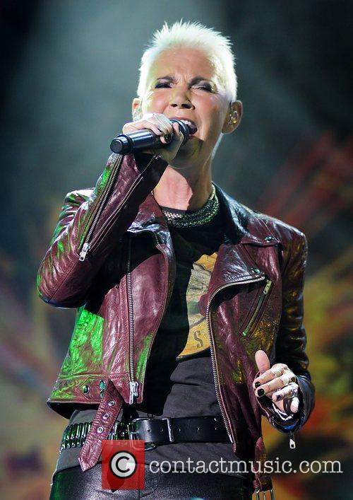 Marie Fredriksson, Roxette and Manchester Evening News Arena 6