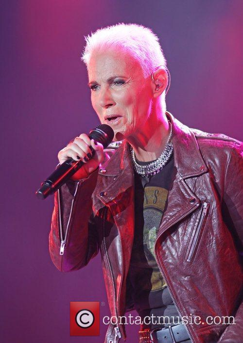 Marie Fredriksson, Roxette and Manchester Evening News Arena 7
