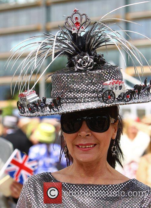 Atmosphere Royal Ascot at Ascot Racecourse - Day...