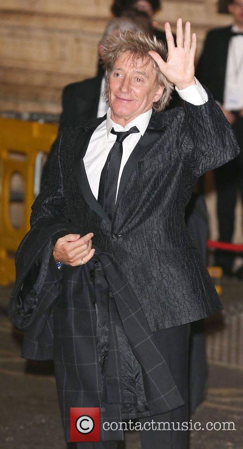 Rod Stewart, Royal Albert Hall