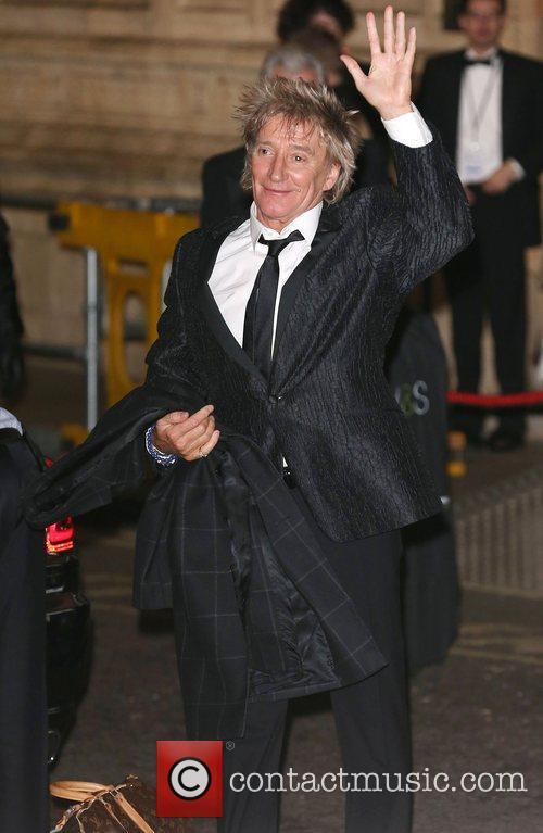 Rod Stewart and Royal Albert Hall 1