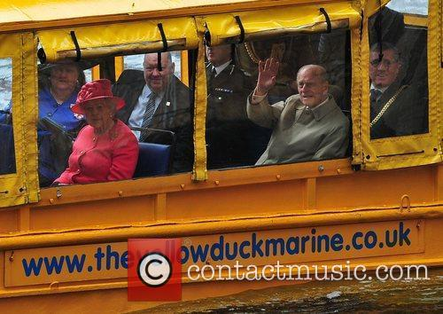 Queen Elizabeth Ii and Prince Philip 11