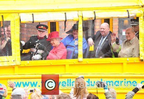 Queen Elizabeth II and Prince Philip 13