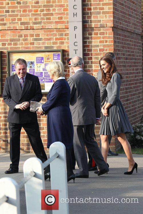 Duchess, Kate Middleton, Prince Charles and The Duchess Of Cornwall 26