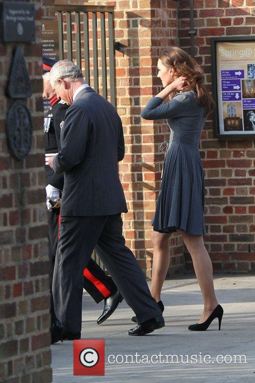 Duchess, Kate Middleton, Prince Charles and The Duchess Of Cornwall 28