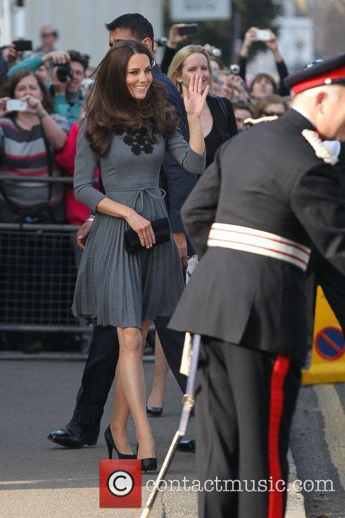 Duchess, Kate Middleton, Prince Charles and The Duchess Of Cornwall 32