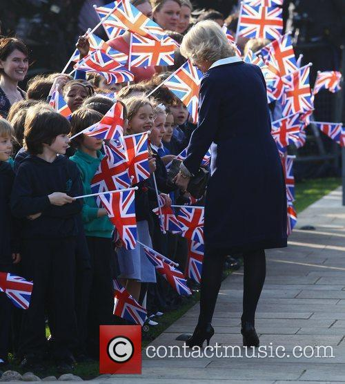 Duchess, Kate Middleton, Prince Charles and The Duchess Of Cornwall 33