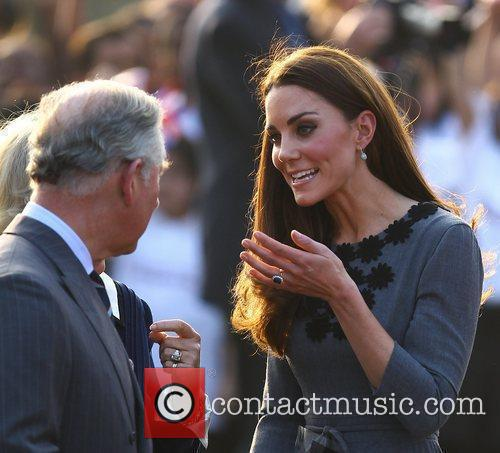 Duchess, Kate Middleton, Prince Charles and The Duchess Of Cornwall 36