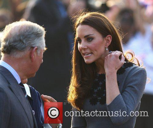 Duchess, Kate Middleton, Prince Charles and The Duchess Of Cornwall 38