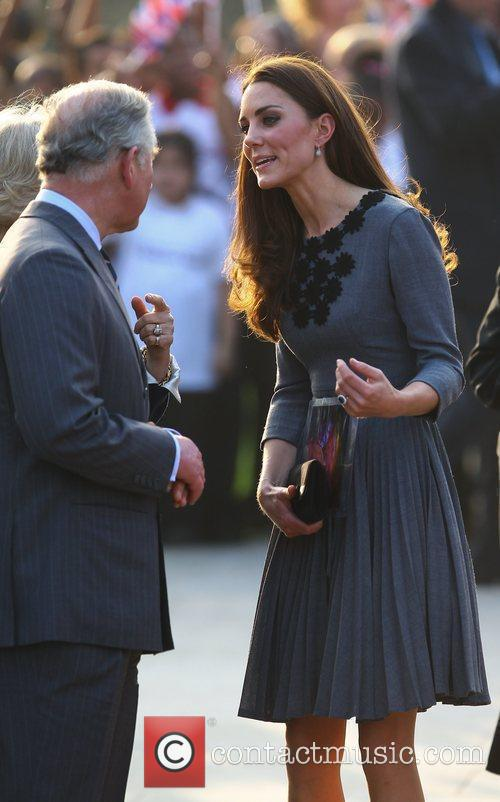 Duchess, Kate Middleton, Prince Charles and The Duchess Of Cornwall 40