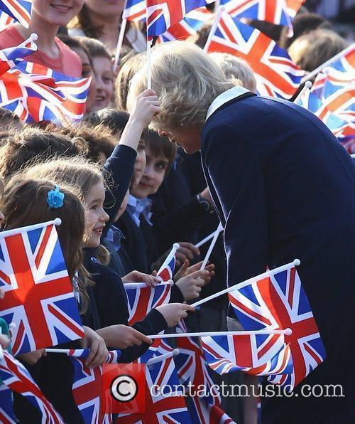 Duchess, Kate Middleton, Prince Charles and The Duchess Of Cornwall 41
