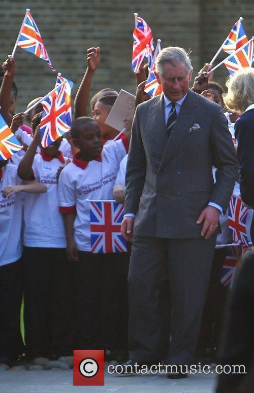 Duchess, Kate Middleton, Prince Charles and The Duchess Of Cornwall 46