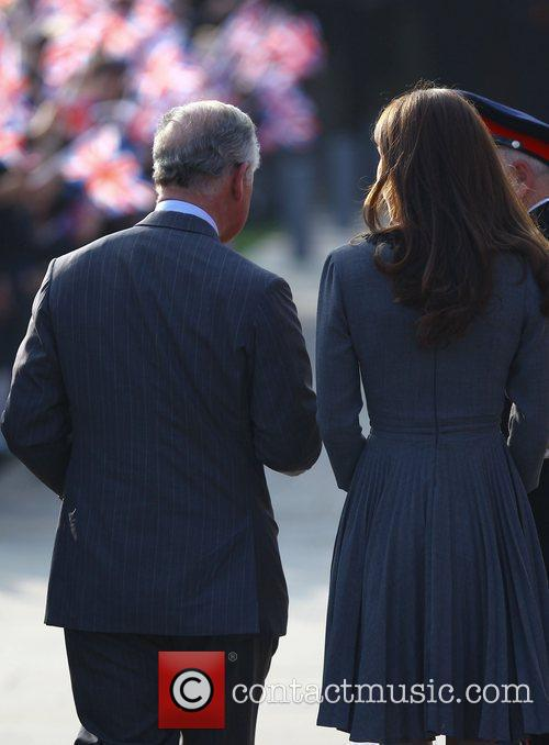 Duchess, Kate Middleton, Prince Charles and The Duchess Of Cornwall 48