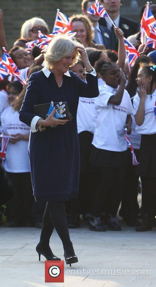 Camilla the Duchess of Cornwall Catherine, Duchess of...