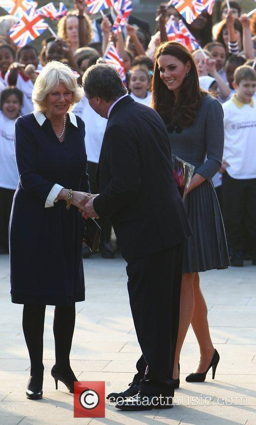 Duchess, Kate Middleton, Prince Charles and The Duchess Of Cornwall 49