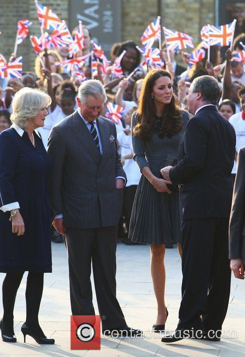 Duchess, Kate Middleton, Prince Charles and The Duchess Of Cornwall 50