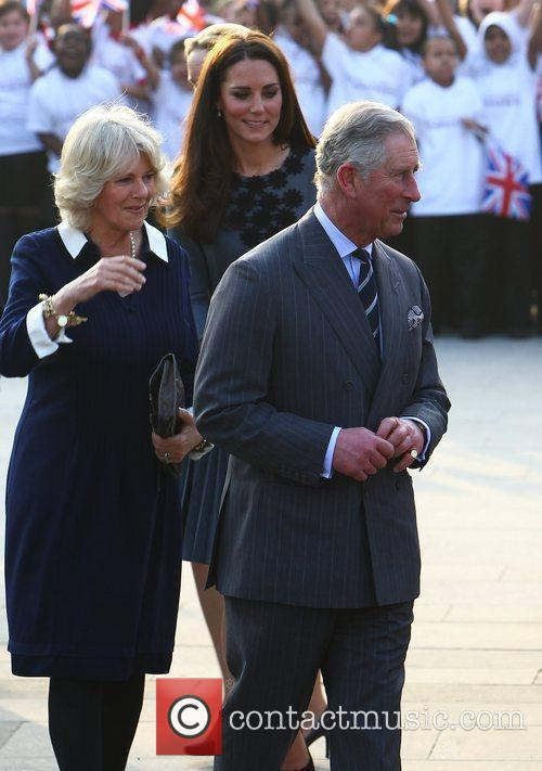 Duchess, Kate Middleton, Prince Charles and The Duchess Of Cornwall 53