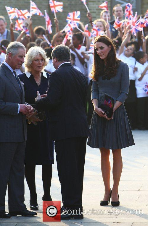 Duchess, Kate Middleton, Prince Charles and The Duchess Of Cornwall 54