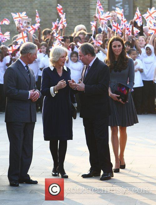 Duchess, Kate Middleton, Prince Charles and The Duchess Of Cornwall 55