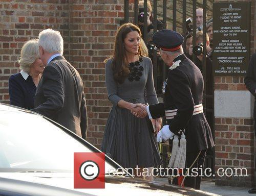 Duchess, Kate Middleton, Prince Charles and The Duchess Of Cornwall 56
