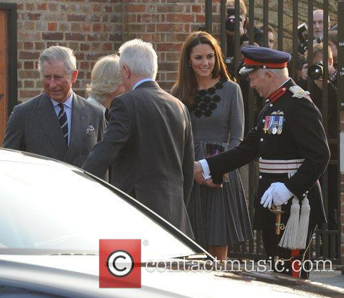 Duchess, Kate Middleton, Prince Charles and The Duchess Of Cornwall 58