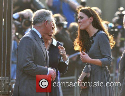 Duchess, Kate Middleton, Prince Charles and The Duchess Of Cornwall 60
