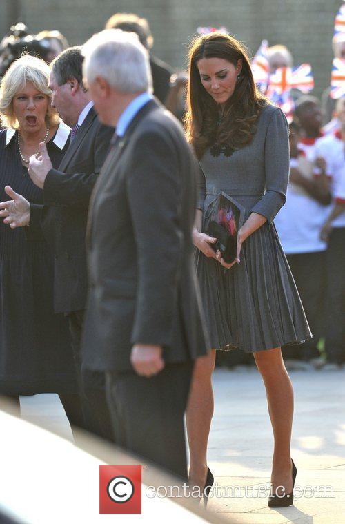 Duchess, Kate Middleton, Prince Charles and The Duchess Of Cornwall 62
