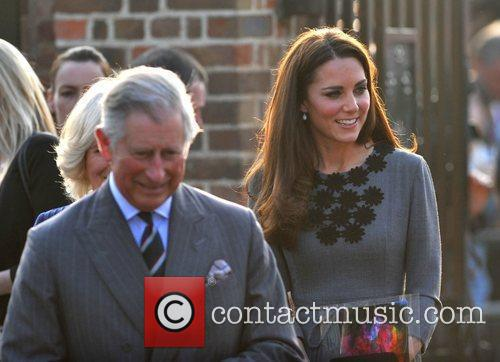 Duchess, Kate Middleton, Prince Charles and The Duchess Of Cornwall 63