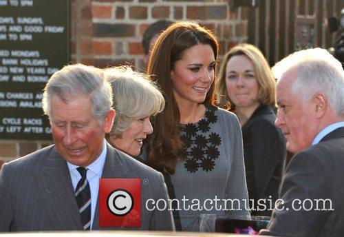 Duchess, Kate Middleton, Prince Charles and The Duchess Of Cornwall 64