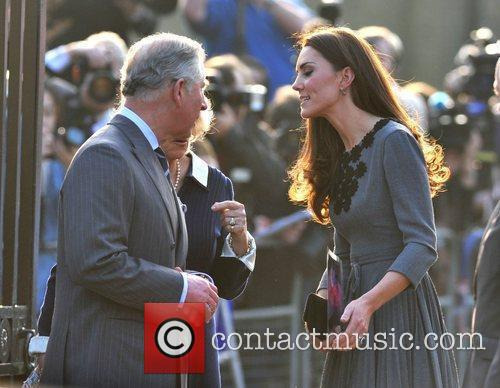 Duchess, Kate Middleton, Prince Charles and The Duchess Of Cornwall 65