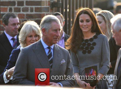 Duchess, Kate Middleton, Prince Charles and The Duchess Of Cornwall 66
