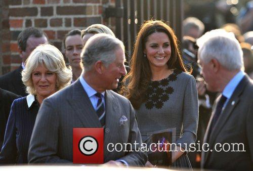 Duchess, Kate Middleton, Prince Charles and The Duchess Of Cornwall 67