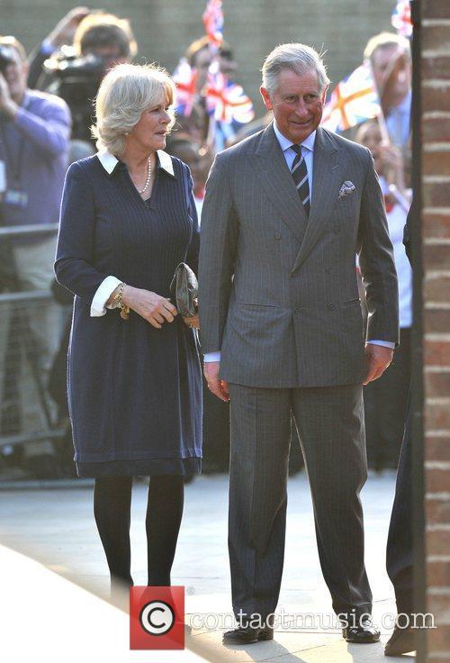 Prince Charles, Camilla the Duchess of Cornwall Catherine,...