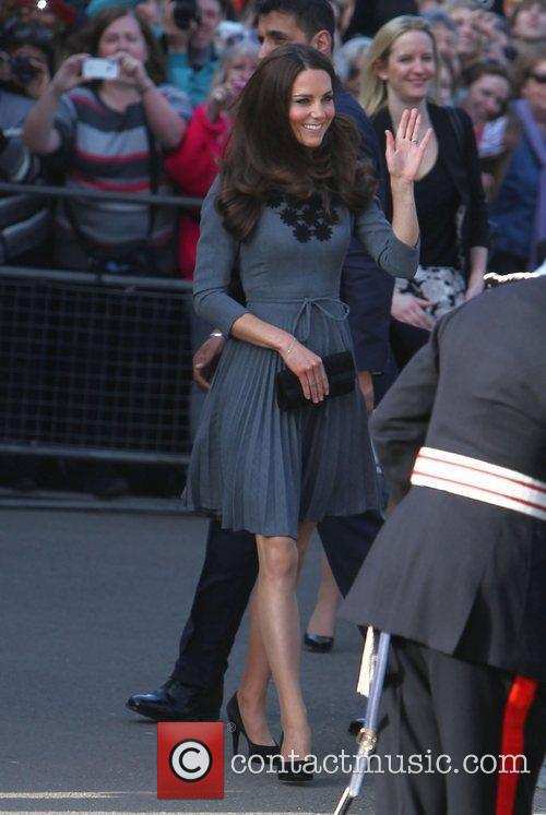 Duchess, Kate Middleton, Prince Charles and The Duchess Of Cornwall 6
