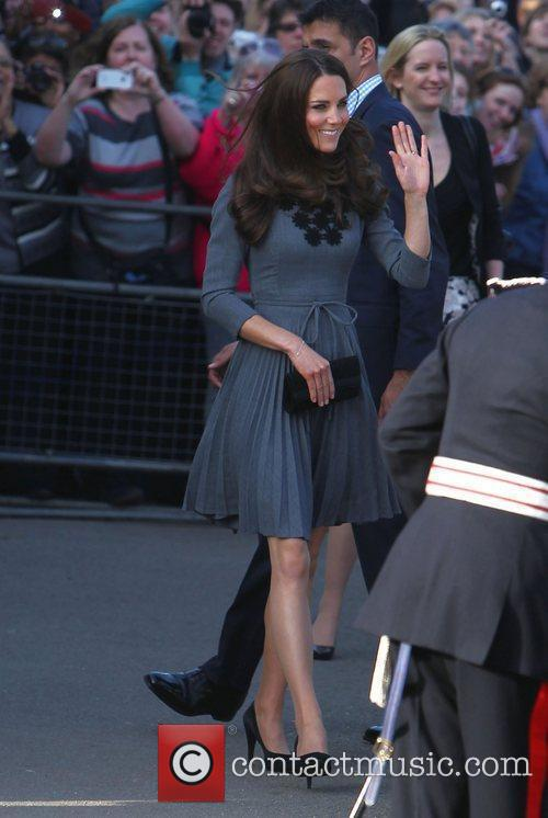 Duchess, Kate Middleton, Prince Charles and The Duchess Of Cornwall 8