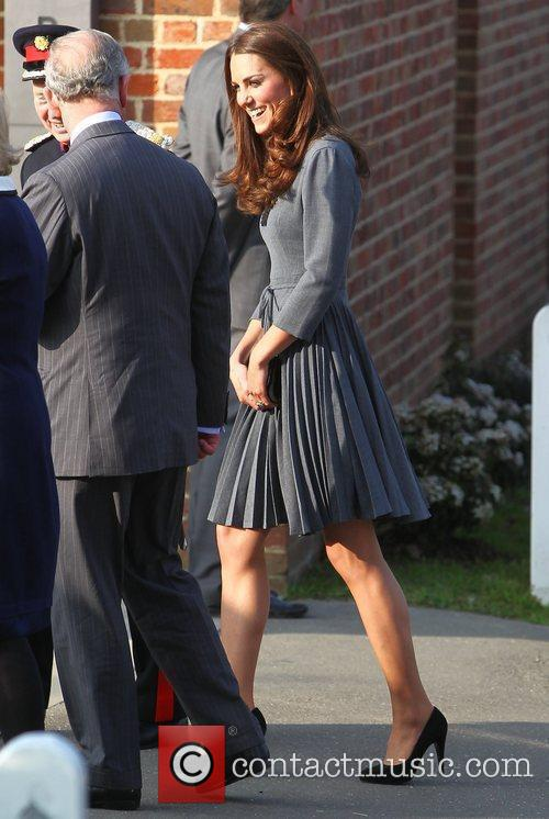 Duchess, Kate Middleton, Prince Charles and The Duchess Of Cornwall 13