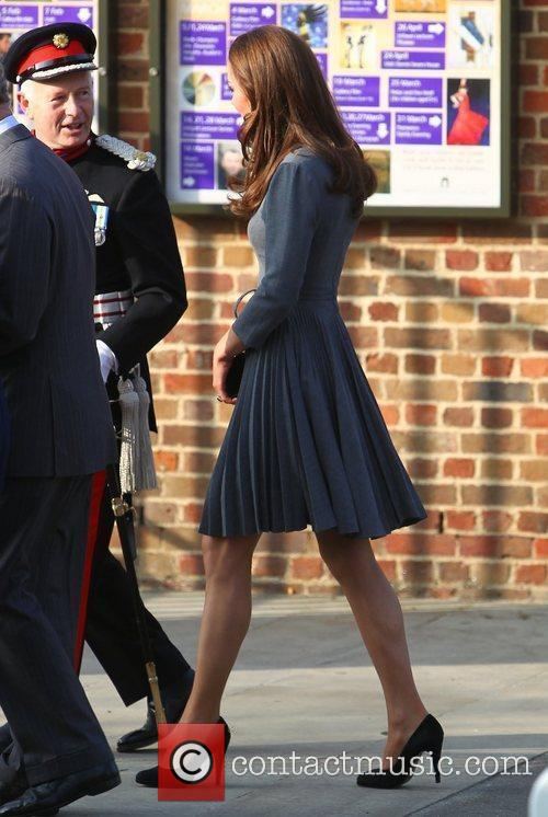 Duchess, Kate Middleton, Prince Charles and The Duchess Of Cornwall 14
