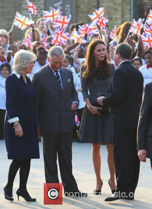 Duchess, Kate Middleton, Prince Charles and The Duchess Of Cornwall 17