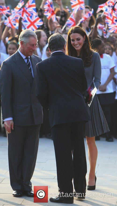 Duchess, Kate Middleton, Prince Charles and The Duchess Of Cornwall 19