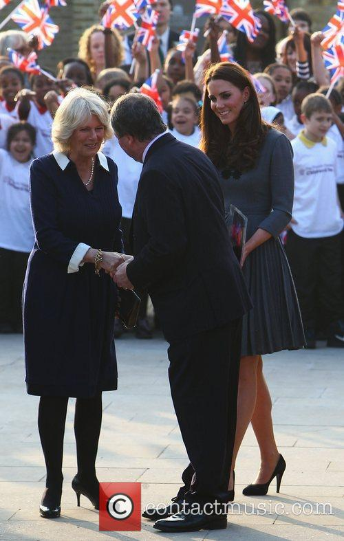 Duchess, Kate Middleton, Prince Charles and The Duchess Of Cornwall 20