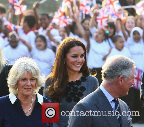 Duchess, Kate Middleton, Prince Charles and The Duchess Of Cornwall 21