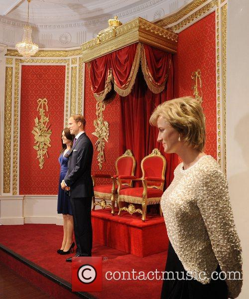 Madame Tussauds, Duchess, Kate Middleton and Prince William 14