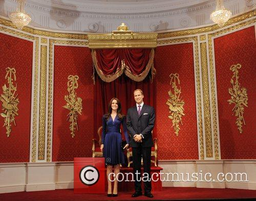 Madame Tussauds, Duchess, Kate Middleton and Prince William 16
