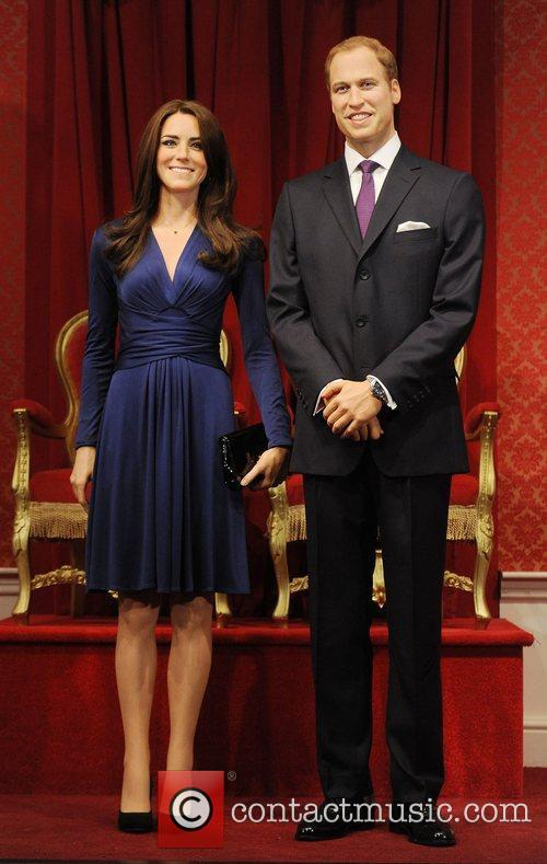 Madame Tussauds, Duchess, Kate Middleton and Prince William 19
