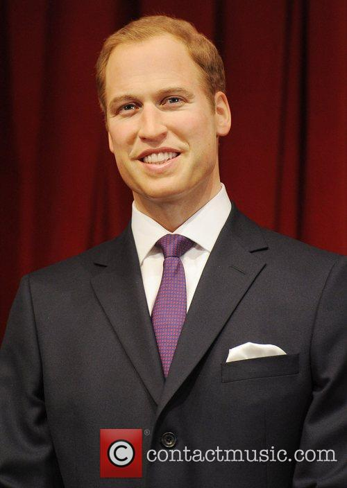Madame Tussauds and Prince William 2