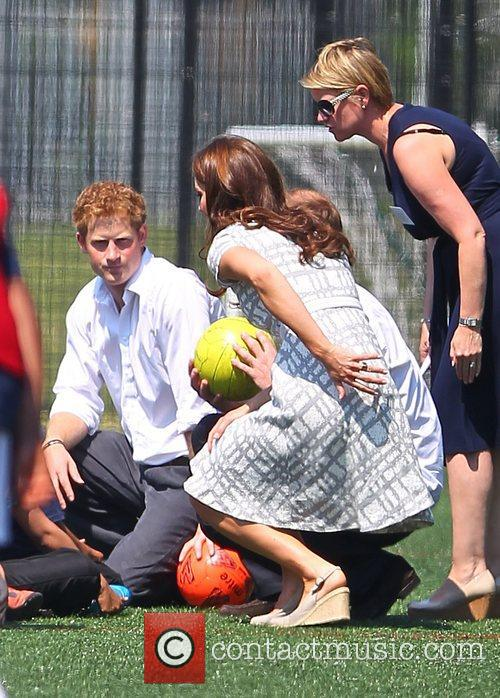 Prince Harry and Kate Middleton 5